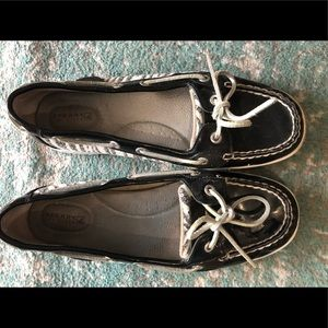 Women's sperry shoes size 8 1/2